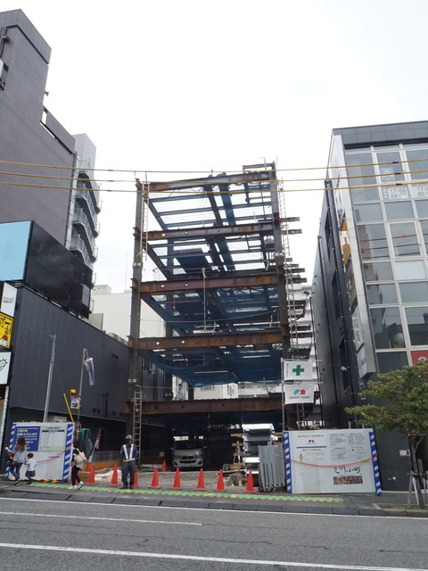 金山新築計画 外観①