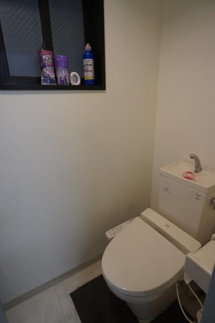 白川本町ビル3階(トイレ)