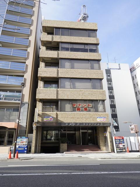 モリシマビル4階 外壁