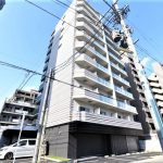 【新栄アイサンメゾン 1階37.09坪】新築マンション1階路面店です!