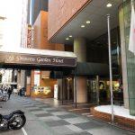 【プリンセスガーデンホテル地下1階の区画をご紹介!】ステイタスのあるホテル内の貸店舗です!プリンセスタウン地下1階11号室:16.88坪 飲食店出店希望の方にオススメです!