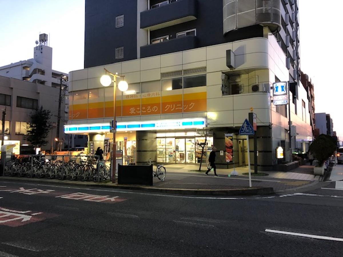黒川ガスプラザ(外観)