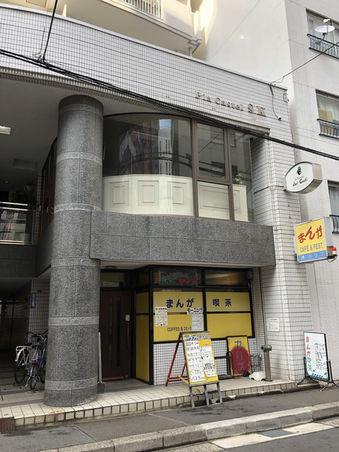 PIA Castel S.K(外観)