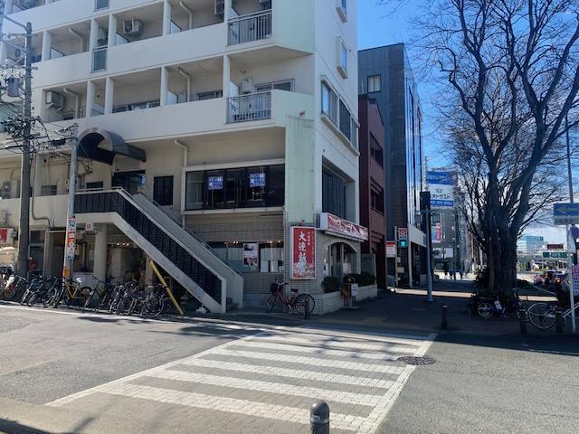 伏見ヨックスマンション2階部分(外観)