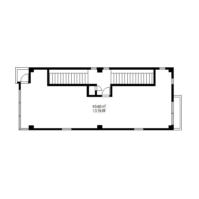 大須3 REVIA KAWASHIMA 平面図