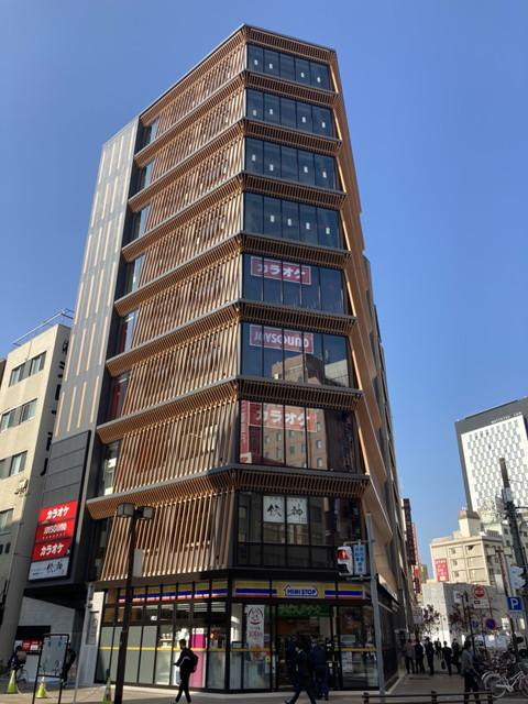 椿町 CORE名駅ビル 外観