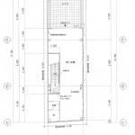 RS名駅南一丁目ビル3階平面図