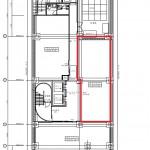 錦三丁目ホテルPJ 地下1階平面図