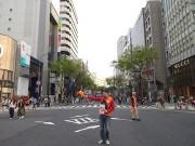 南大津通歩行者天国写真1
