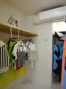 Acha-kan更衣室