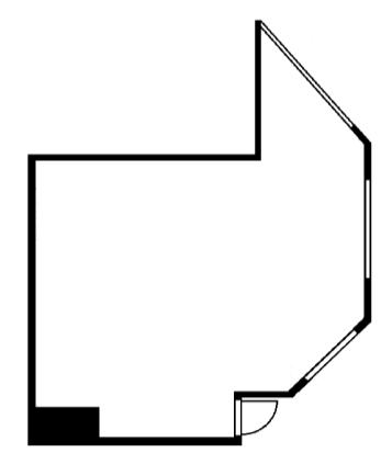 覚王山プラザ1階8号室