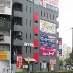 【クレスト徳川ビル3階西:8.08坪】交差点角で視認性の良いビルです!トイレ・カウンター新品です!