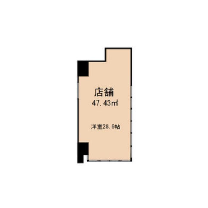 錦2 gs丸の内 平面図