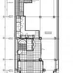 錦三丁目ホテルPJ 1階平面図