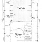 宝地町1階倉庫付貸店舗・事務所 1階平面図