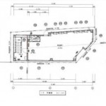 葵一丁目新築店舗1階平面図