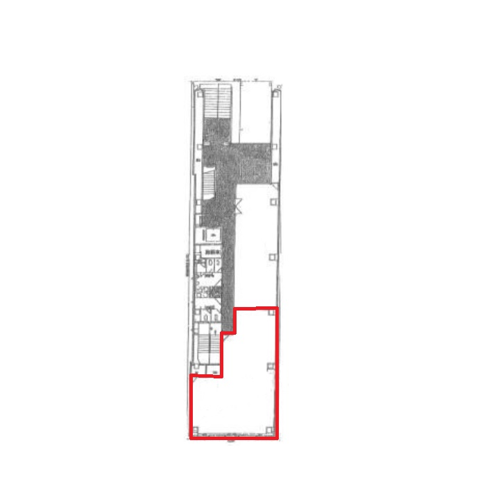 栄二丁目 TF広小路本町ビル 1階図面