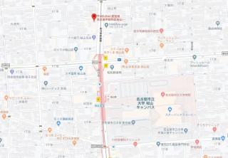 桜山町店舗 地図