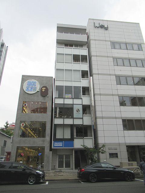 パークサイド寺井ビル 外観