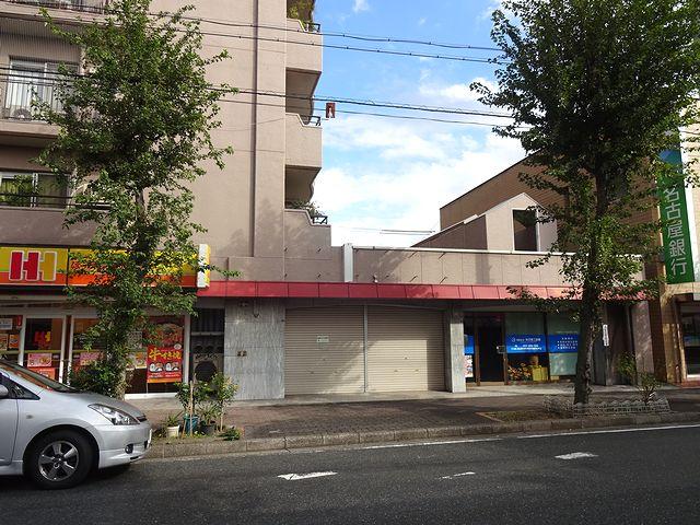 ジャルダン内田橋店舗外観1