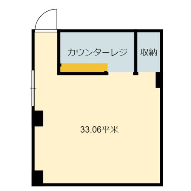 鈴木ビル 間取り(間取)