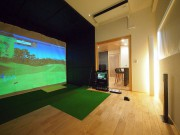 ゴルフルーム