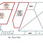 1階区画図