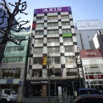 【サカイ栄ビル8階803号室:15.00坪】地下鉄東山線・名城線「栄」駅 徒歩3分。ラシックの南側にある物件です。