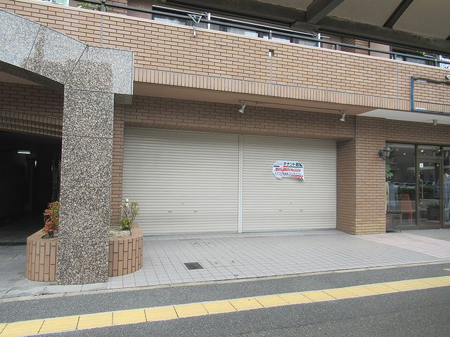桜山スイート店舗外観