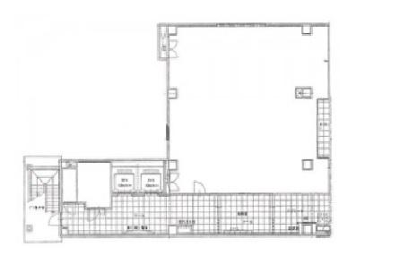 丸の内伏見通ビル 平面図