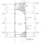 トラスト名駅ビル2階平面図