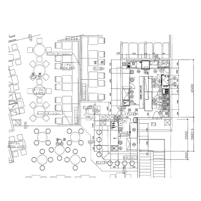 名駅3 名駅3丁目ビル 平面図