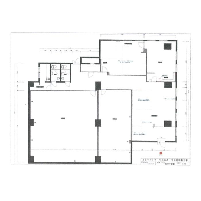 今池3 TKビル 平面図