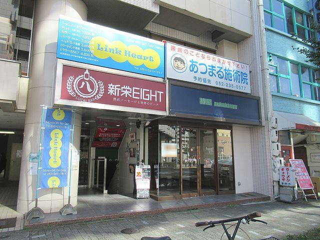 アソルティ新栄 エントランス